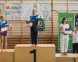Ponad 300 zawodników walczyło w Luzinie