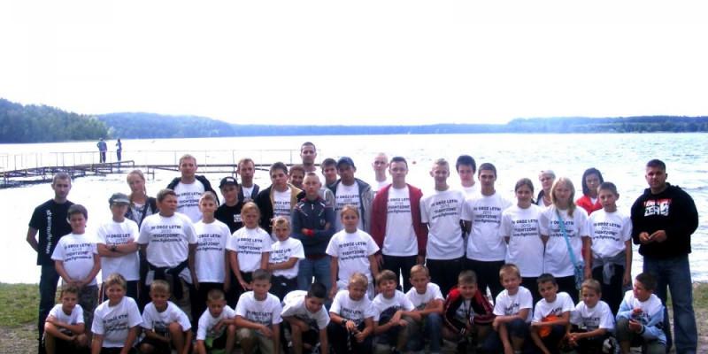 VI Obóz letni Biały Bór 2012