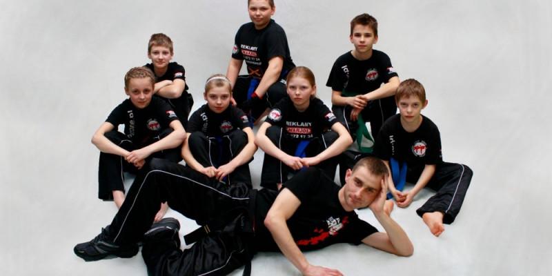 Kickboxing dla dzieci - NOWY NABÓR OD WRZEŚNIA - otwieramy zapisy