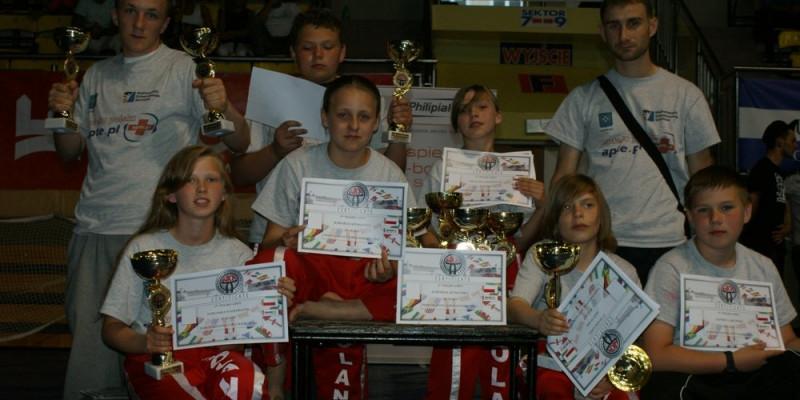 WORLD CUP WKA w Polsce - 12 miejsc medalowych dla WSS