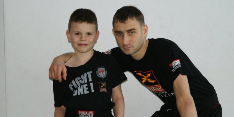 Drugi Otwarty trening sekcji młodszej Fight Zone