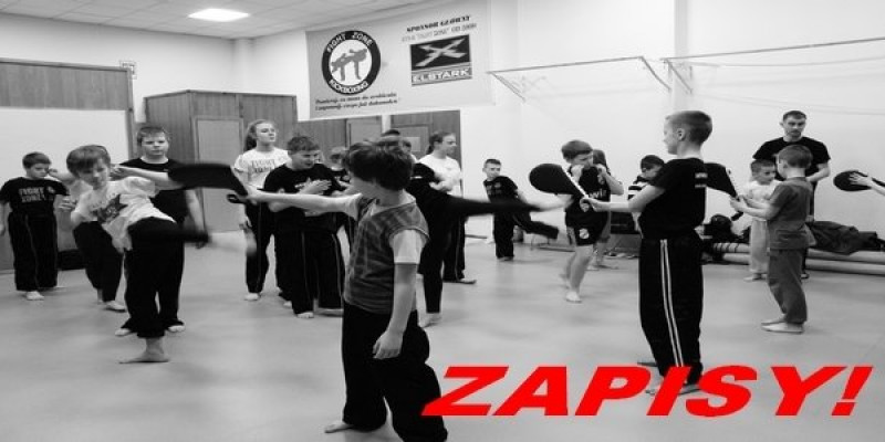 Kickboxing dla dzieci w Naszym Klubie