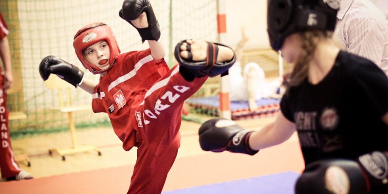 Puchar Polski w kickboxingu kadetów młodszych w Pułtusku