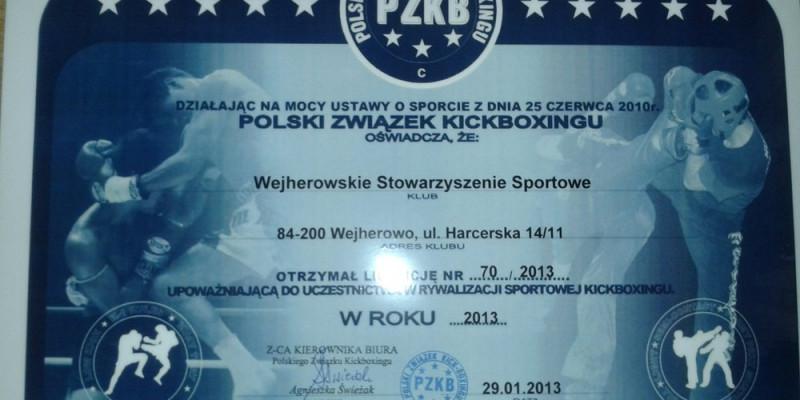 Wejherowskie Stowarzyszenie Sportowe w PZKB