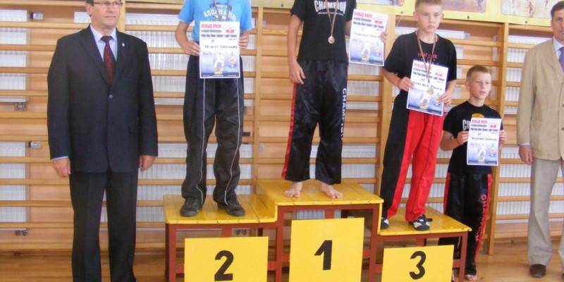 Susz Cup UFR - Mistrzostwa Polski Universal Fighting Rules