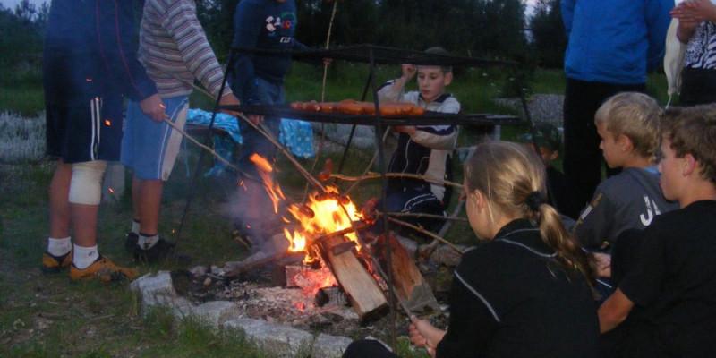 VII Obóz Letni czas zacząć