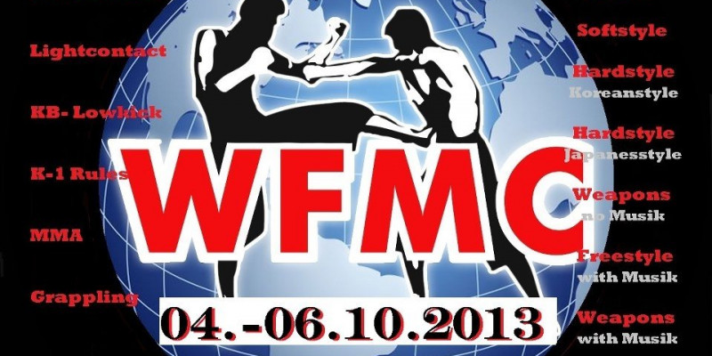 WFMC WORLD CUP - Sponsorzy oraz zapisy na wyjazd do Hagen