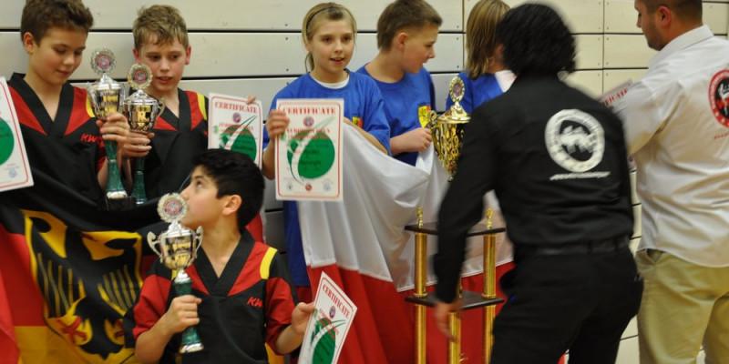 Brakuje 3500 zł na wyjazd na Mistrzostwa Świata do Hagen