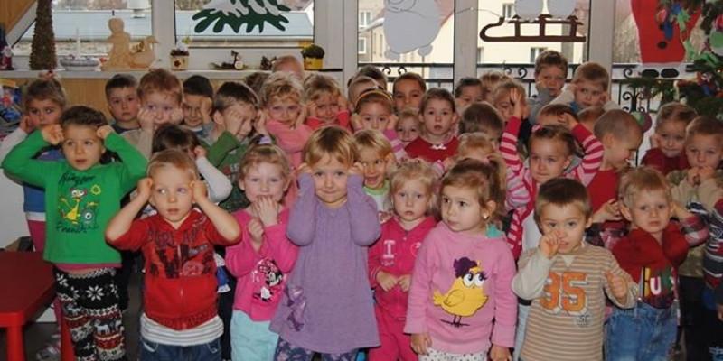 Kolejna wizyta w przedszkolu