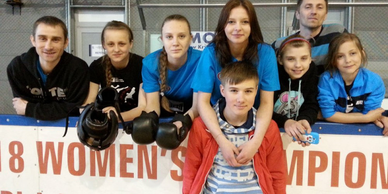 Medale na Polish Open Kickboxing w Krynicy Zdrój
