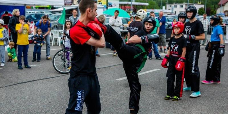 Patrycja Hinc jedzie na MP juniorów w kickboxingu