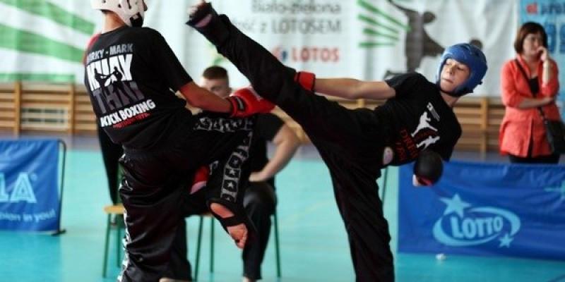 Kickboxing, boks, karate sportowe, samoobrona. Zapisy i nowy nabór