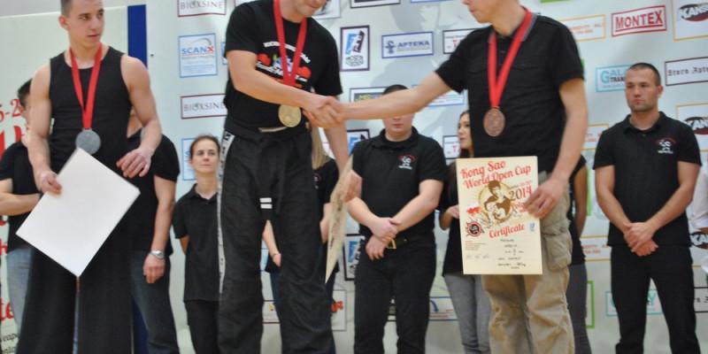 4 medale w Mikołowie dla Joomla-Monster Kickboxing Team