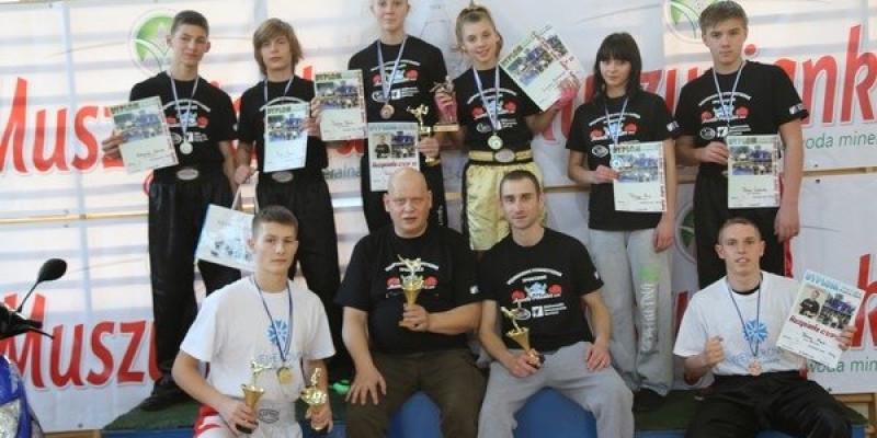 Wielki sukces podczas Muszynianka Cup