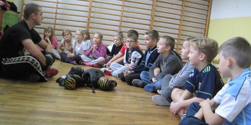 Szansa dla Przedszkolaka w Gościcinie