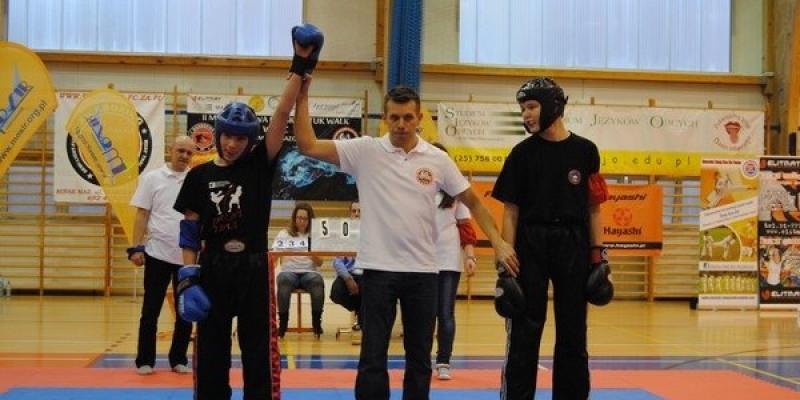 Mistrzostwa sztuk walki w Mińsku Mazowieckim