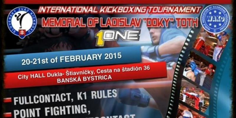 WAKO Slovak Open - Otwarty turniej kickboxingu na Słowacji