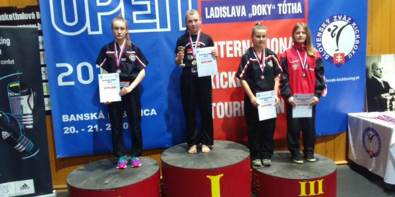11 medali na Słowacji