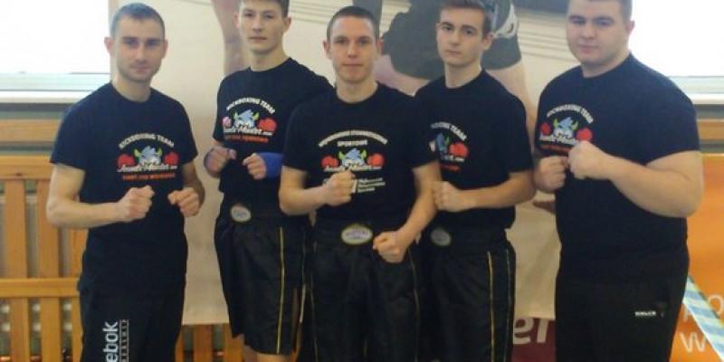 Mistrzostwa Województwa w kickboxingu