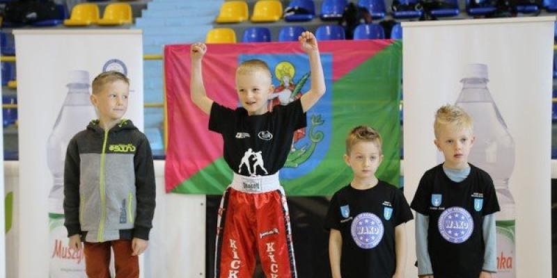 Medalowy Puchar Europy w kickboxingu WAKO