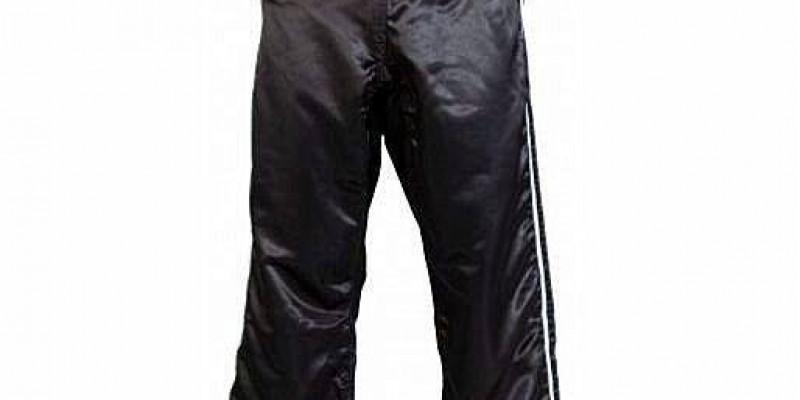 Spodnie do kickboxingu dostępne u trenera