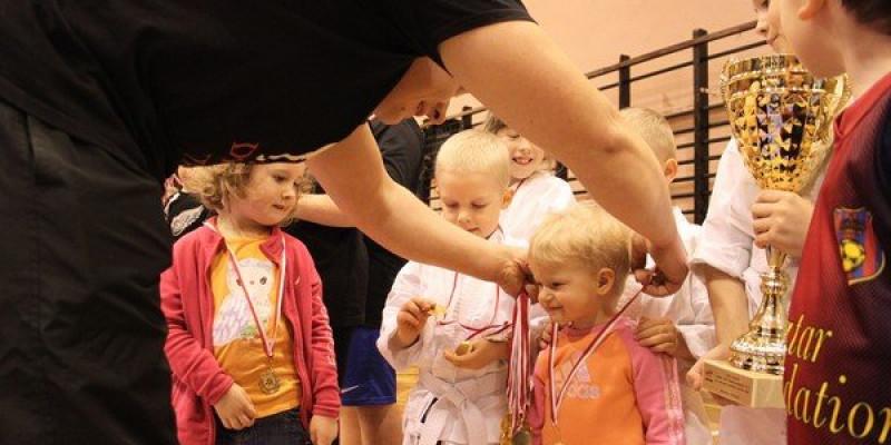 Turniej treningowy dla Klubowiczów Design Joomla Cup w Luzinie