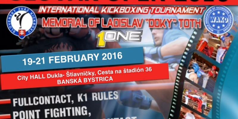Poszukiwane wsparcie w wyjeździe na turniej na Słowację!