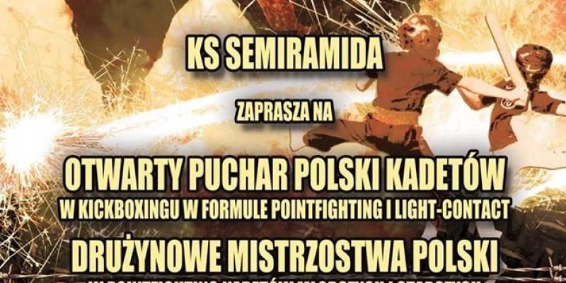 Puchar Polski i Drużynowe Mistrzostwa Polski