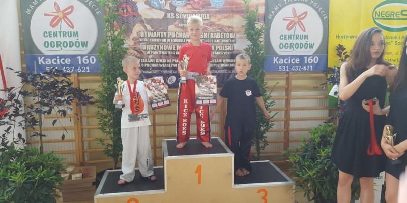 Grad medali na Pucharze Polski w Pułtusku