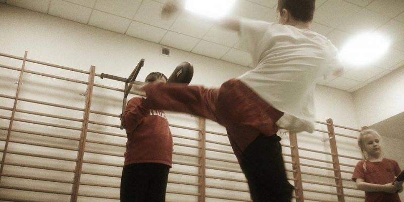 Kickboxing w Luzinie - zapraszamy!