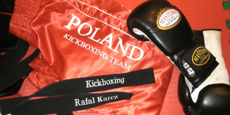 Egzamin na stopnie Polskiego Związku Kickboxingu