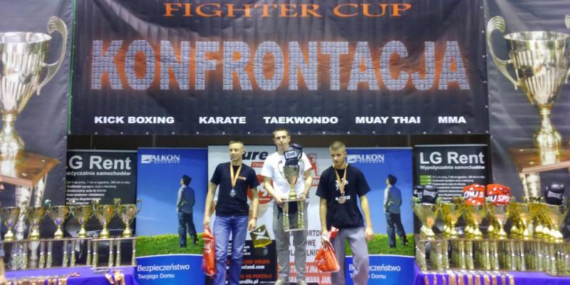DJ-Projekty sfinansuje wyjazd na Polish Figher CUP