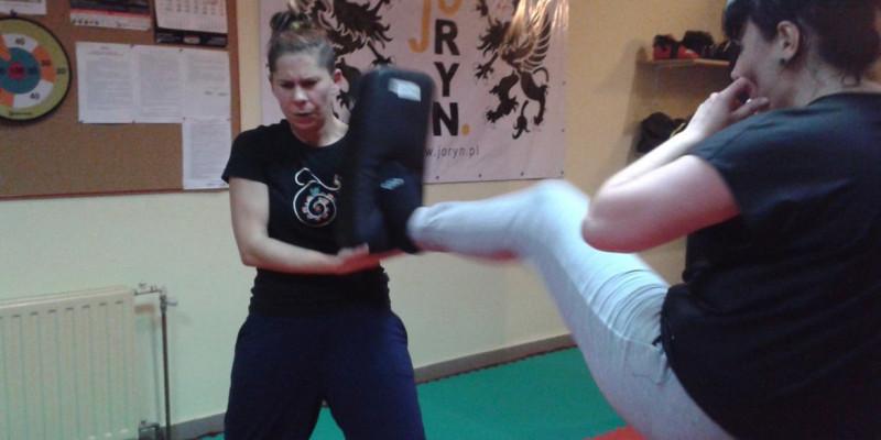 Kickboxing dla kobiet!