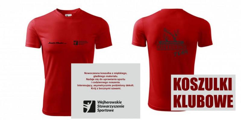Koszulki Klubowe - zamówienia