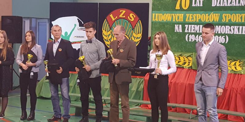 Zuzia Kalbarczyk trzecim sportowcem na Pomorzu