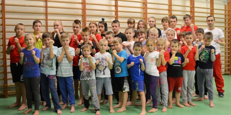 Dnia 6 grudnia trening w Luzinie ODWOŁANY