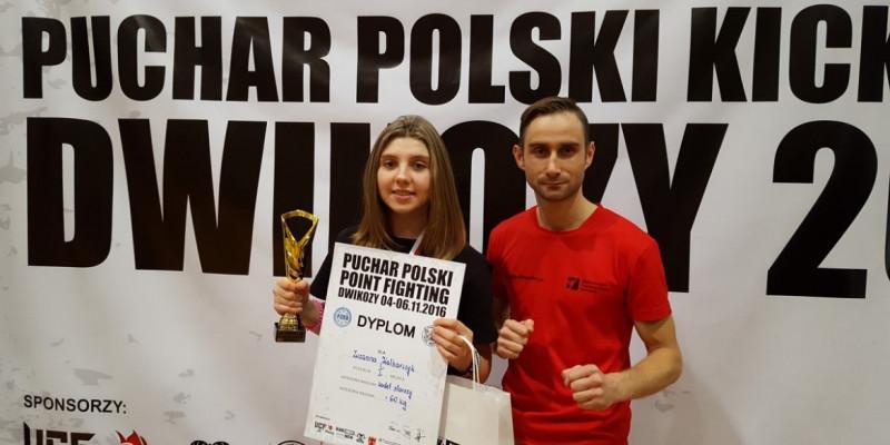 Zuzia Kalbarczyk najpopularniejszym sportowcem Powiatu