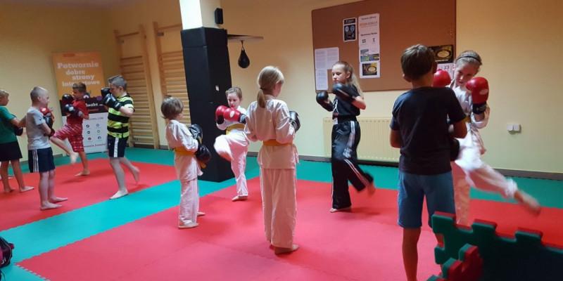 Egzamin na stopnie uczniowskie w kickboxingu - ZAPISY