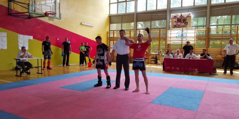 Pracowity czas dla naszych kickboxerów