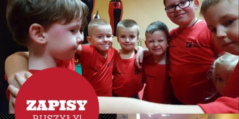 Letnia Akademia Kickboxingu - ZAPISY!