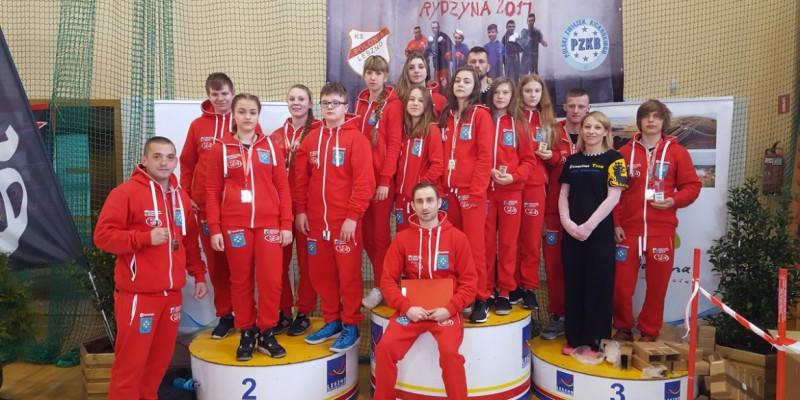 12 medali Mistrzostw Polski!