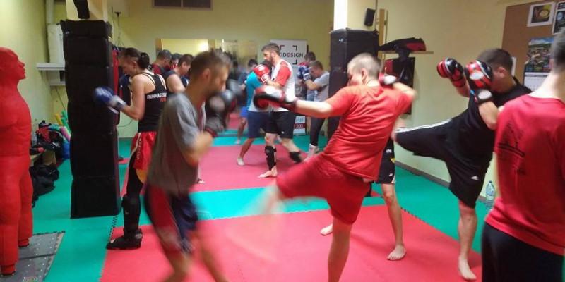 Nabór na Kickboxing - młodzież, dorośli