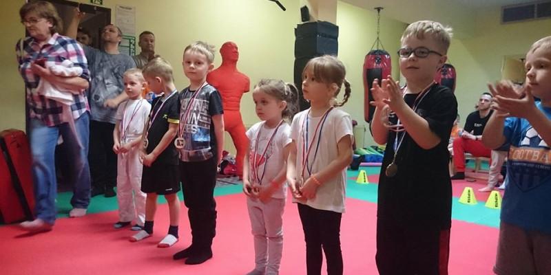 Klubowa Liga Kickboxingu - IV EDYCJA FINAŁOWA