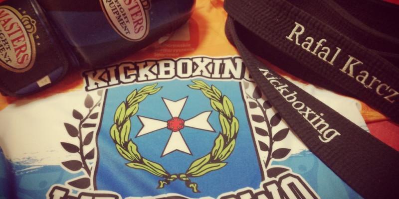 Egzaminy na stopnie w kickboxingu 2 czerwca
