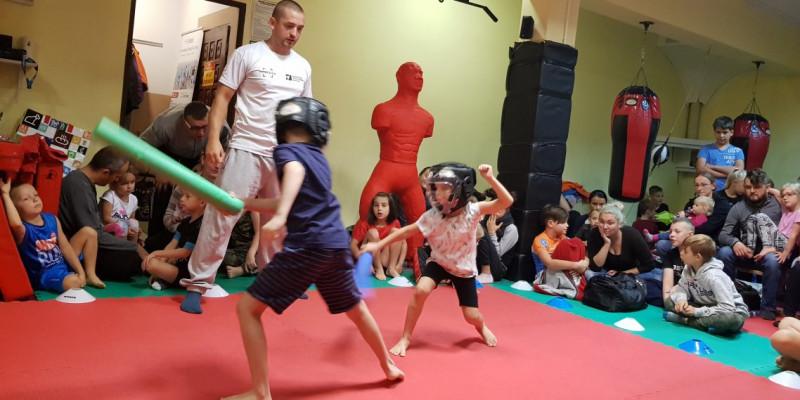 Klubowa Liga Kickboxingu 18 listopada