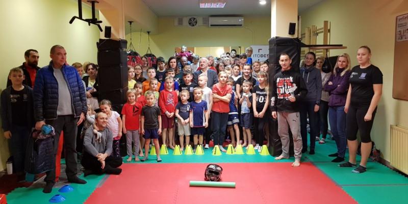 Klubowa Liga Kickboxingu - ZAPISY!