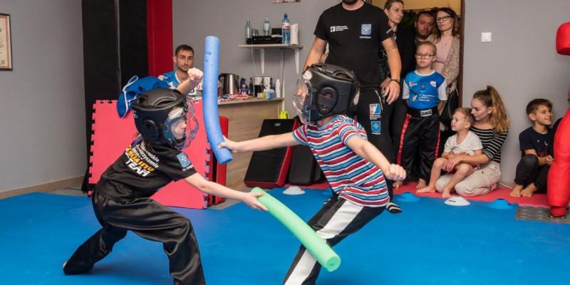 20 czerwiec - 4 spotkanie Klubowej Ligi Kickboxingu