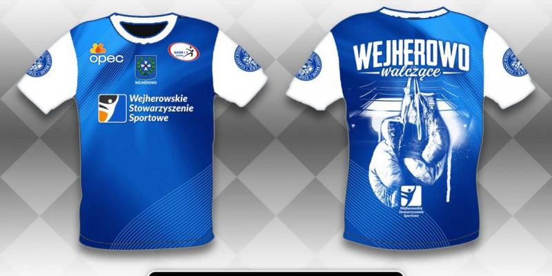 Koszulki klubowe dostępne u trenera!
