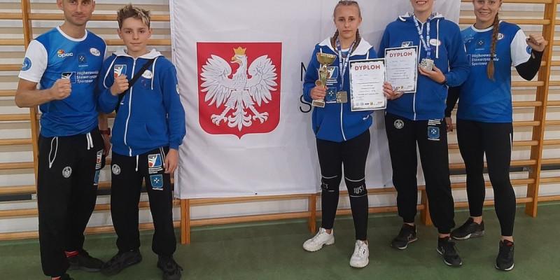 Julia Drewa Mistrzynią Polski!