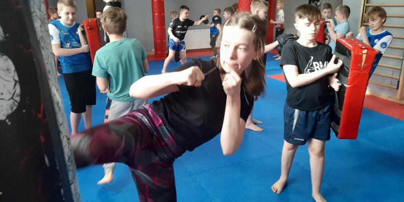 Letnia Akademia Kickboxingu - zapraszamy!